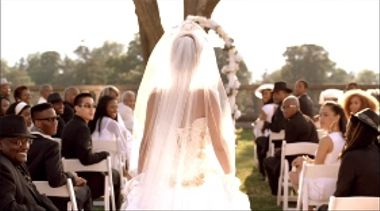 Beyonce Finally Gives Us A Look At Her Real Life Wedding Dress