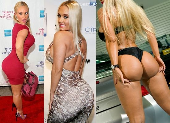 Biggest Celebrity Bootilicious Butts In Hollywood - Nicole