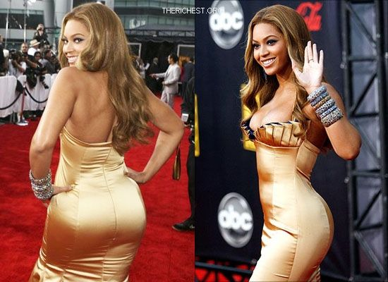 Biggest Celebrity Bootilicious Butts In Hollywood - Beyonce - from the ...