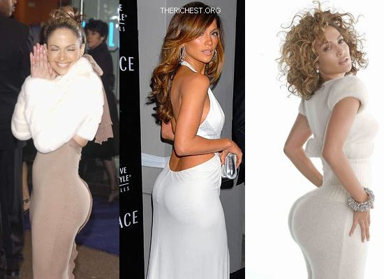 Biggest Celebrity Bootilicious Butts In Hollywood - Jennifer Lopez put the butt in fashion over 10 years ago when she stunned audiences on the cover of Stuff Magazine. Her butt is reportedly insured for 27 million - Is it worth it?