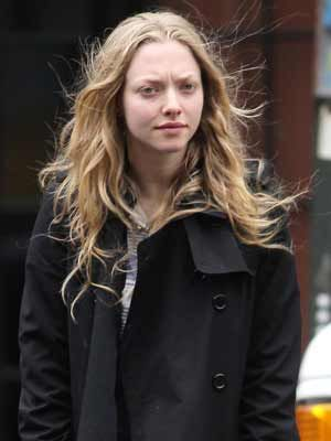 Celebs With No Make-up - Amanda Seyfried