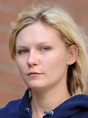 Celebs With No Make-up - Kirsten Dunst