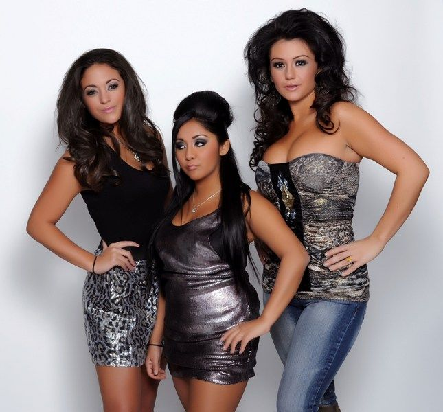 Jersey Shore Gals | In The Beginning... - Sammi Giancola, Nicole Polizzi - Snooki , Jenni Farley