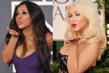 Snooki Is Secret Twin Of Christina Aguilera