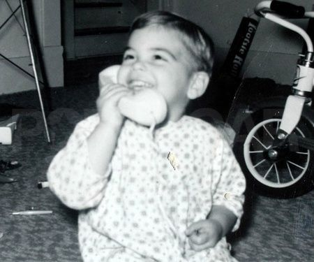 Happy 51st Birthday George - Toddler Photo