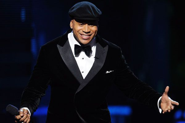 2012 Grammy Award Highlights - LL Cool J opens the Grammys and gives thanks and prayers to the recent passing of diva Whitney Houston