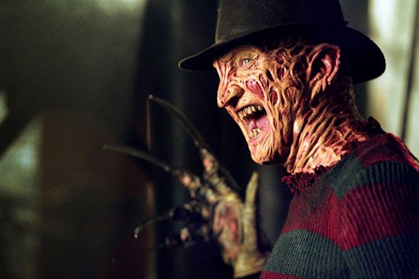 Halloween's Scariest Villains - Freddy Krueger in