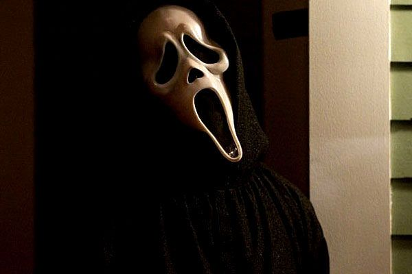 Halloween's Scariest Villains - Ghostface from