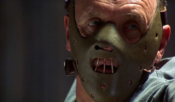 Halloween's Scariest Villains - Dr. Hannibal Lecter in