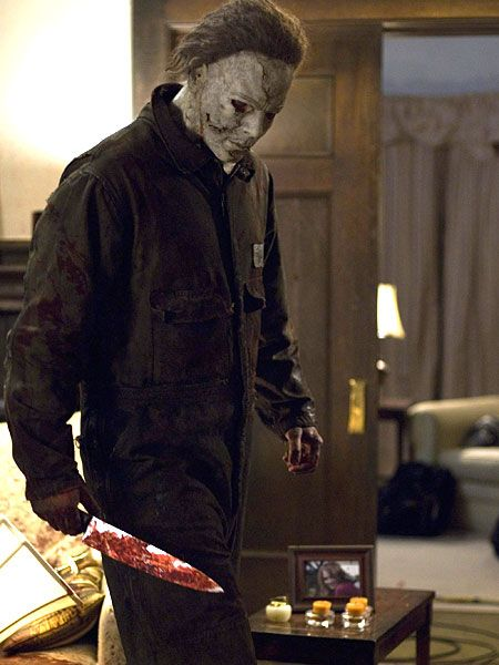 Halloween's Scariest Villains - Michael Myers in
