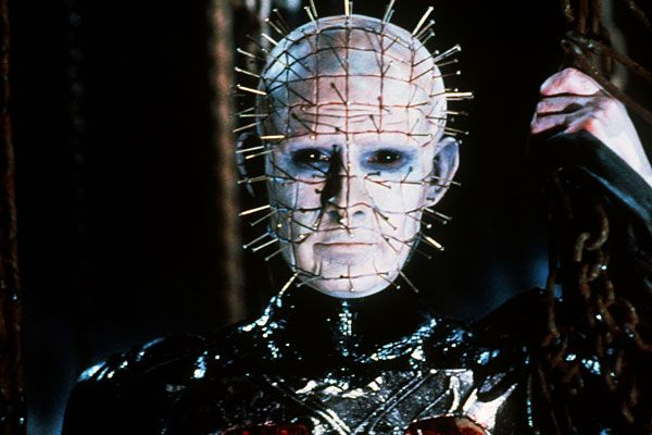 Halloween's Scariest Villains - Pinhead in