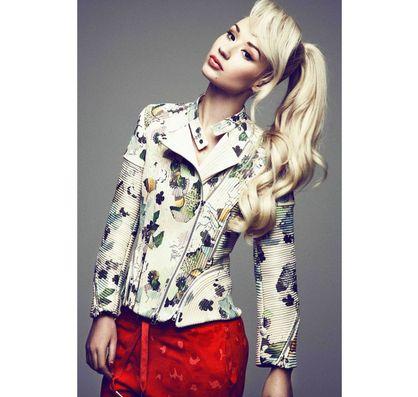 Iggy Azalea Fashion Style - Iggy Azalea