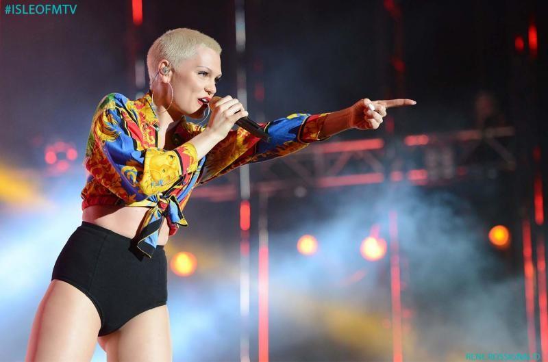 Isle Of MTV 2013 - Jessie J 2013