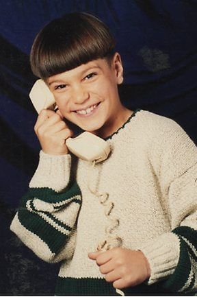 Jersey Shore Then & Now - Ronnie - OMG what a sweetie pie .. and that sweater - which girl wouldn't dig this cutie.