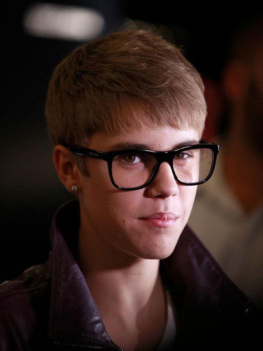 Justin Bieber Glasses Crazy - Justin Bieber - Dolce & Gabbana Celebrates Fashion Night Out - New York/Sept. 8th.
