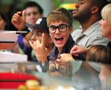 Justin Bieber Glasses Crazy
