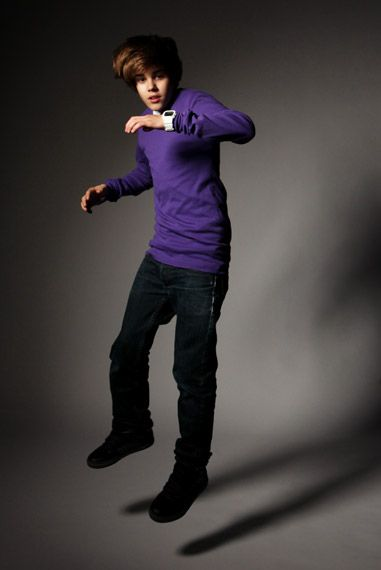 Justin Bieber First Exclusive Photoshoot 2009 - Justin Bieber