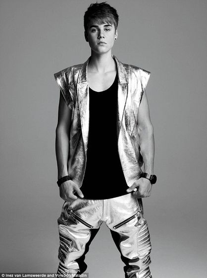 Justin Bieber | High Fashion | V Magazine -