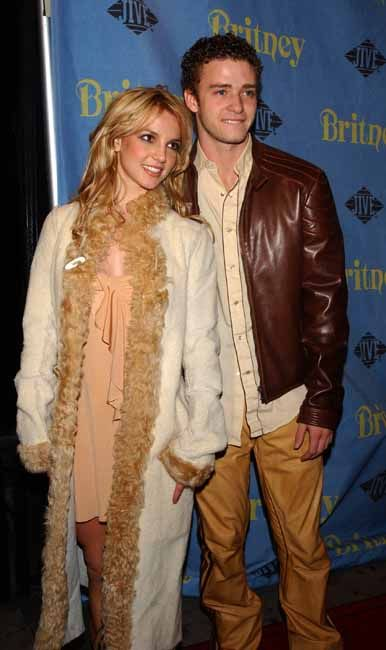 Best Of Justin Timberlake - Happy 31st - Justin and hottie date Britney at her Album Release Party - 20 and in Luvv!