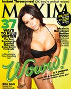 Jennifer &quot;Jwoww&quot; Farley | Cover Girl | Maxim Magazine Jan. 2012