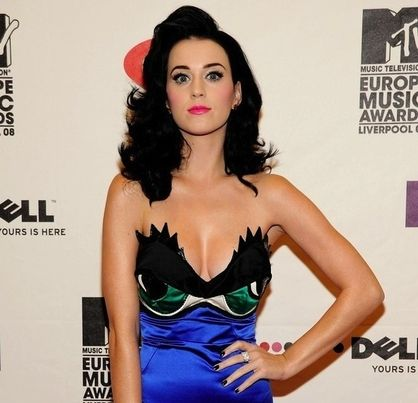 Things Katy Perry Has Worn On Her Breasts - The Eyes Of A Monster