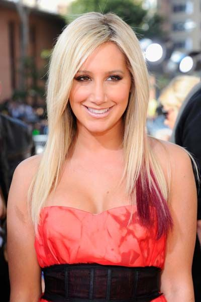 Kid's Choice Awards 2012 - Celebrity Moments - Ashley Tisdale