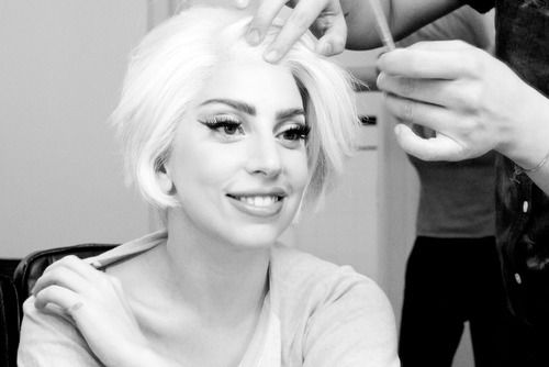 Lady Gaga Glammed Over. - Lady Gaga Glammed Over.