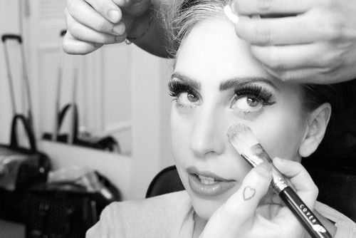 Lady Gaga Glammed Over. - Lady Gaga Glammed Over.