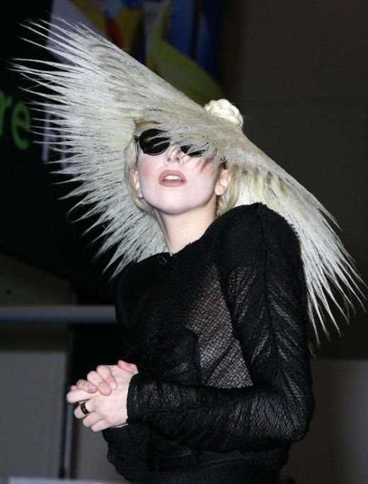 Lady Gaga | Stylin' Sunglasses - Lady Gaga | Stylin' Sunglasses