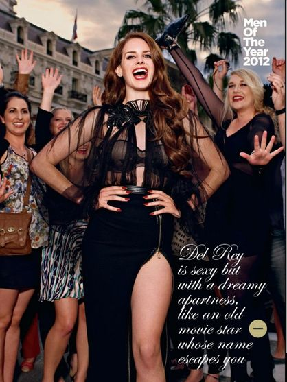 Lana Del Rey Stands Naked As GQ's Woman Of The Year - Lana Del Rey - GQ Woman Of The Year