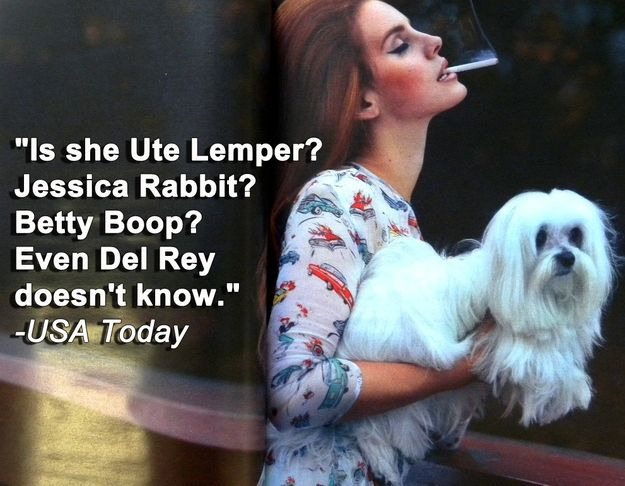 Lana Del Rey's 26 Meanest Album Review Quotes - Lana Del Rey's 26 Meanest Album Review Quotes