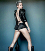 Miley Cyrus Brings Sexy In V Magazine