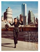 Resident Evil Milla Jovovich On The Streets Of New York