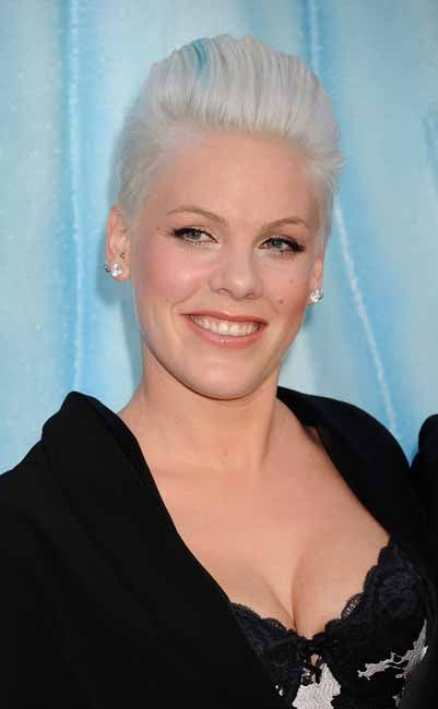 Musicians In The Movies In 2012 - P!nk - Thanks For Sharing