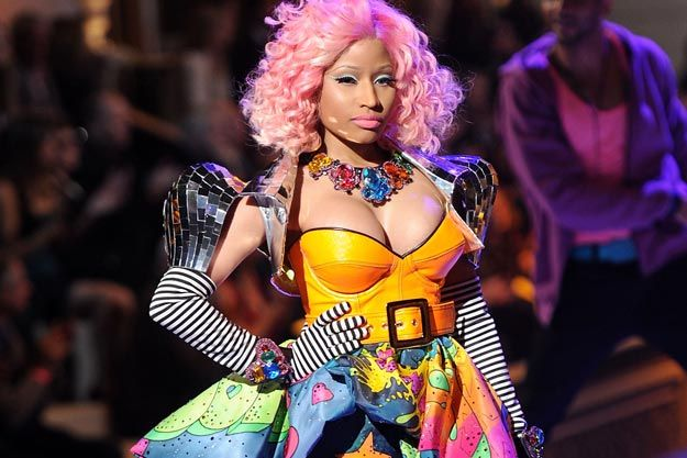 Musicians In The Movies In 2012 - Nicki Minaj - Ice Age: Continental Drift (voice)