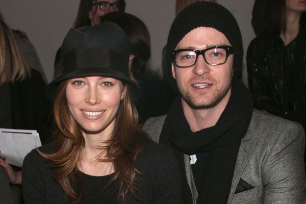 Cutest New Just Engaged Couple - Justin Timberlake and Jessica Biel
