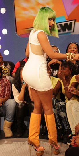 Nicki Minaj Booty Pictures - Nicki Minaj