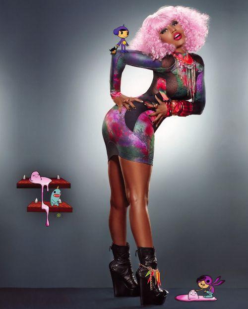 Nicki Minaj Booty Pictures - ahh so cute