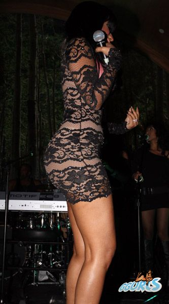 Nicki Minaj - PART 2 - Booty Pictures - Nicki Minaj Booty Alert