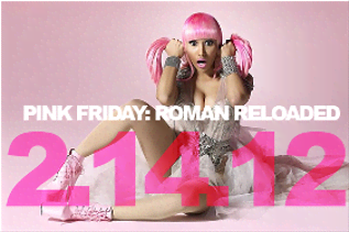 Nicki Minaj To Drop New Album on Valentine's Day