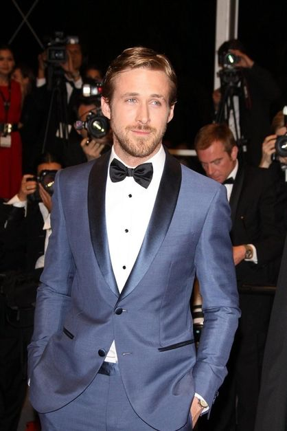 Ryan Gosling Beard-O-Rama - This is more than GQ material - this is Ryan!!