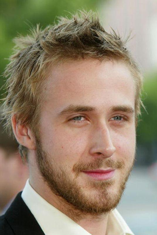We like his hair as we...