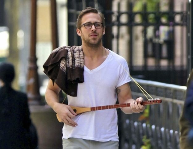 Ryan Gosling Beard-O-Rama - Cause I'mm freeee to do whatever I waaaaant!
