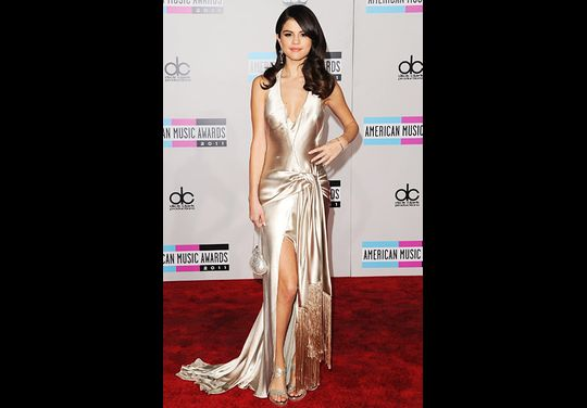Glitz and Glam At The 2011 AMA's