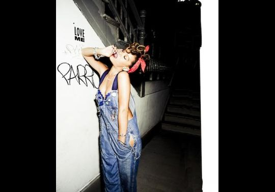 Rihanna 'Talk That Talk' Photos