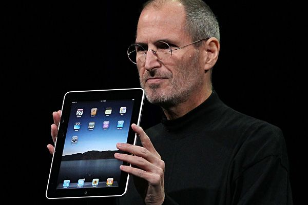 Steve Jobs Legacy 1955 - 2011 - Jobs once again revolutionized technology with the advent of the iPad in 2010. Tablets quickly become the future of computing