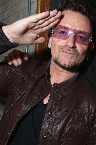 Bizarre Celebrity Baby Names - Memphis Eve - Bono: one of four children, she was named after Stella in the 2008 film The 27 Club