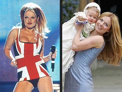 Bizarre Celebrity Baby Names - Bluebell Madonna - Geri Halliwell: for a Brit it sounds kind of American Southern - do you like it?