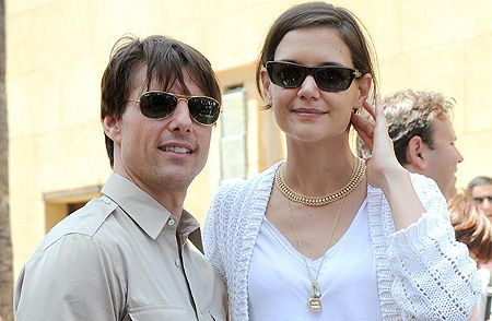 Bizarre Celebrity Baby Names - Suri - Tom Cruise & Katie Holmes: by far the most normal sounding name of the bunch
