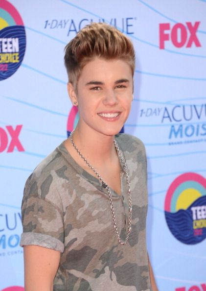 Teen Choice Awards 2012 - Justin Bieber